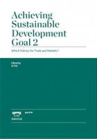 Achieving Sustainable Development Goal 2: which policies for trade and markets?