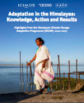 Adaptation in the Himalayas: knowledge, action and results