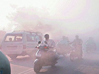 31% of Bengaluru traffic cops have reduced lung functions: Study