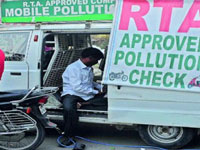 Govt to identify pollutants on real-time basis