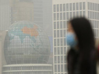 China just built the 'world's biggest air purifier' to tackle smog problem