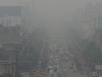 Like Delhi, Lahore chokes on toxic air