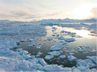 Arctic ice loss driven by natural swings, not just mankind: Study