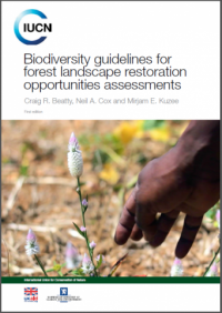 Biodiversity guidelines for forest landscape restoration opportunities assessments