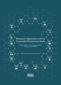 Blockchain applications and the Sustainable Development Goals