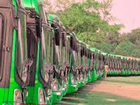 Delhi gets 100 more cluster buses