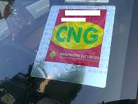 CNG-powered vehicles to hit city roads soon