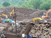 Locals say Geological Survey of India (GSI) wrong on cause of landslide
