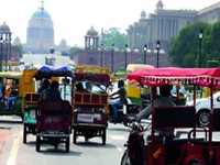 A lakh e-rickshaws on road, just 4.5k legal