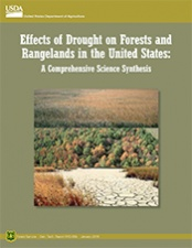 Effects of drought on forests and rangelands in the United States: a comprehensive science synthesis
