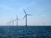 Offshore wind farms proposed to meet energy demand
