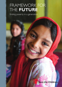Framework for the future: ending poverty in a generation