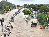 At least 15 dead in floods in UP: Officials