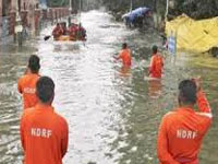 Flood situation grim in UP, 3,000 moved to camps