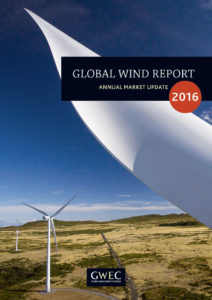 Global Wind Report 2016