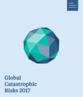 Global catastrophic risks 2017