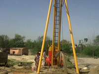 Borewells in industrial units polluting water
