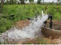 Ban on unauthorised extraction of groundwater