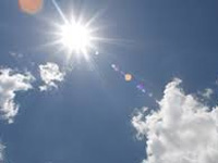 Hottest day in Kashmir in 76 years