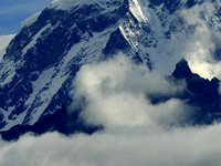 Climate change looms over Himalayas