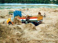 Sand quarry baron held in illegal granite mining case