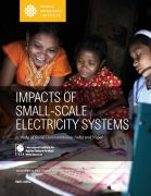 Impacts of small-scale electricity systems: a study of rural communities in India and Nepal