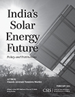 India's solar energy future: policy and institutions