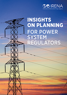 Insights on planning for power system regulators