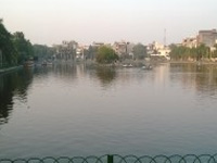 Minister assures help to revive Naini Lake