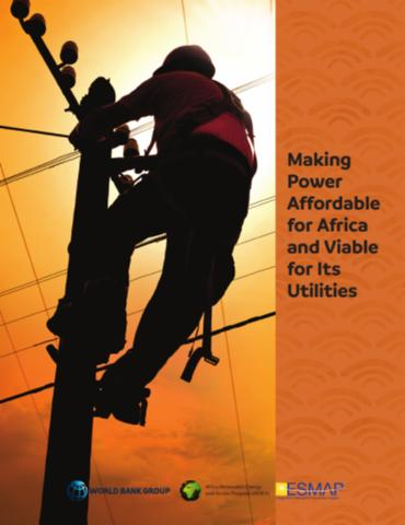 Making power affordable for Africa and viable for its utilities