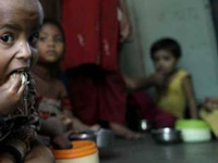 WHO against formulated supplementary food for moderate malnutrition