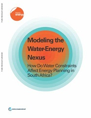 Modeling the water-energy nexus:  how do water constraints affect energy planning in South Africa?