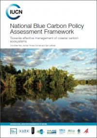 National blue carbon policy assessment framework: towards effective management of coastal carbon ecosystems