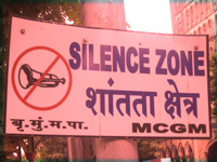 As per new list, only 25 silence zones in South Mumbai