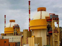 Equipment for Kudankulam third reactor shipped from Russia