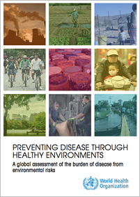 Preventing disease through healthy environments: a global assessment of the burden of disease from environmental risks