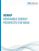 Renewable energy prospects for India