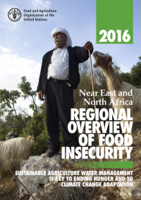 Regional overview of food insecurity in the Near East and North Africa 2016