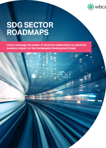SDG sector roadmaps: How to leverage the power of sectoral collaboration to maximize business impact on the Sustainable Development Goals