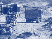 Uttarakhand High court stays order government order cancelling mining licences