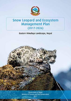 Snow leopard and ecosystem management plan (2017-2026): Eastern Himalaya Landscape, Nepal