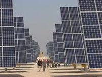 World's largest solar power project at Rewa in Madhya Pradesh