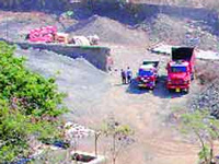 Fine not paid, 100 illegal stone crushers face closure