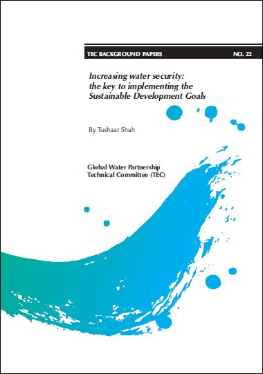 Increasing water security: the key to implementing the Sustainable Development Goals