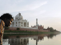 Green stains on Taj: NGT notice to Centre, UP