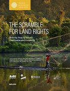 The scramble for land rights: reducing inequity between communities and companies