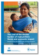 The cost of the double burden of malnutrition: Social and economic impact