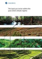 The land-use sector within the post-2020 climate regime