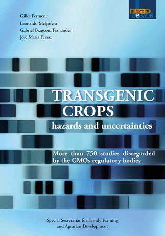 Transgenic crops: hazards and uncertainties