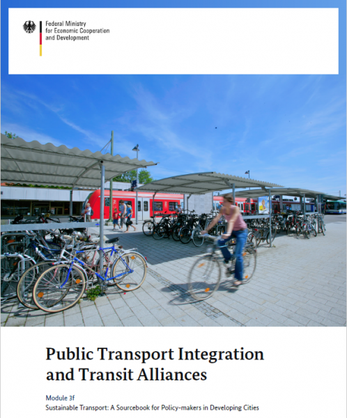 Public transport integration and transit alliances